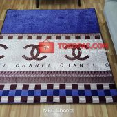 Karpet Selimut Medium SML Chanel