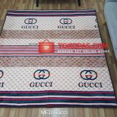 Karpet Selimut Medium SML Gucci