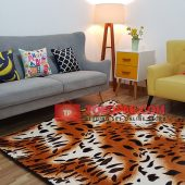 Karpet Selimut Medium MED Tiger