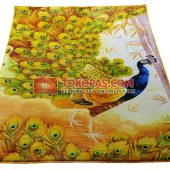 Karpet Selimut New Pulento Peacock