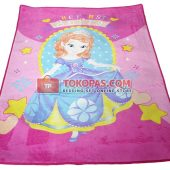 Karpet Selimut New Pulento NP Sofia The First