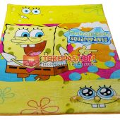 Karpet Selimut New Pulento Spongebob Smile