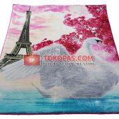 Karpet Selimut New Pulento Swan