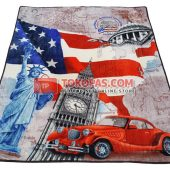 Karpet Selimut New Pulento Liberty