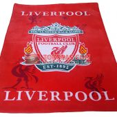 Karpet Selimut New Pulento NP Liverpool Reds