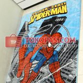 Karpet Selimut New Pulento Spider Sense