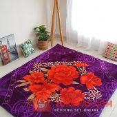 Karpet Selimut Rosanna Jumbo - LUX RO Flora