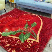 Karpet Selimut Rosanna Jumbo LUX Maria