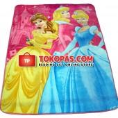 Karpet Selimut SE 3Princess Istana Pink