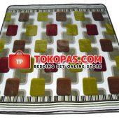 Karpet Selimut Bulu Lembut SS Green Folder