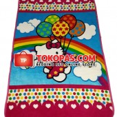 Karpet Selimut Mini HK. Rainbow