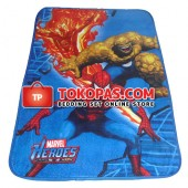 Karpet Selimut Mini Marvel