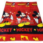 Karpet Selimut Murah Charlie CH Mickey