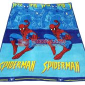 Karpet Selimut Murah Charlie CH Spiderman
