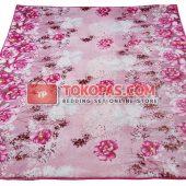 Karpet Selimut Jumbo Rose Pink