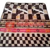 Karpet Selimut LV Garis