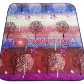 Karpet Selimut LA Pohon Daun