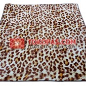 Karpet Selimut LUX Cheetah
