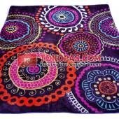 Karpet Selimut Rosanna Jumbo LUX Modern
