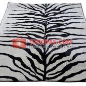 Karpet Selimut Rosanna Jumbo LUX Zebra