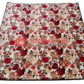 Karpet Selimut Lucky Blooming Rose