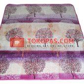 Karpet Selimut Lucky Pohon
