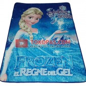 Karpet Selimut MD Frozen