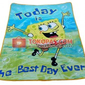 Karpet Selimut MD Spongebob Today