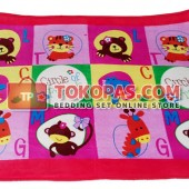 Karpet Selimut Mini Alphabet