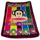 Karpet Selimut Mini Paul Frank