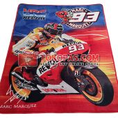 Karpet Selimut New Pulento MotoGP
