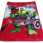 Karpet Selimut NS Avengers