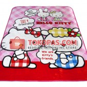 Karpet Selimut HK. Friends