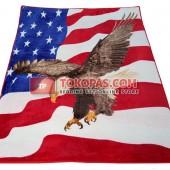 Karpet Karakter RO American Eagle