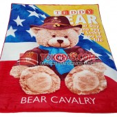 Karpet Karakter RO Bear Cavalry