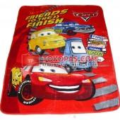 Karpet Selimut RO Cars Merah