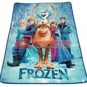 Karpet Selimut RO Frozen Soft Panel