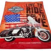 Karpet Karakter RO Harley