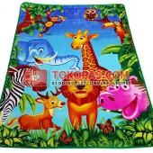 Karpet Selimut RO Jungle