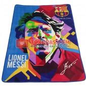 Karpet Selimut RO Messi