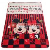 Karpet Selimut RO Mickey Milan