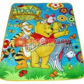 Karpet Selimut RO Pooh Adventure