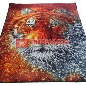 Karpet Selimut Rosanna RO Tiger