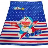 Karpet Selimut SE Doraemon Amerika