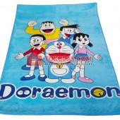 Karpet Selimut SE Doraemon Family