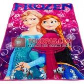Karpet Selimut SE Frozen fanta