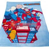 Karpet Selimut SE Superman
