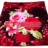 Karpet Selimut Super Soft Ella
