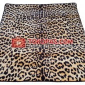 Karpet Selimut Super Soft Leopard
