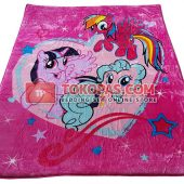 Karpet Selimut Star Little Pony